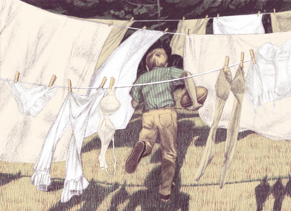 Phantom Laundry