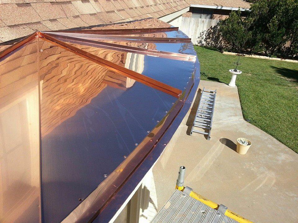 Custom Copper Fabrication