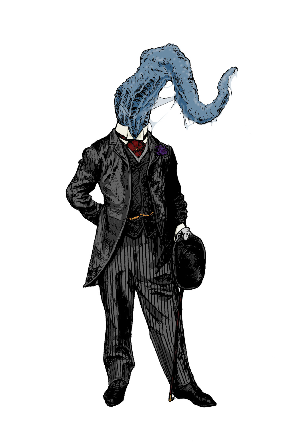 Fancy Nyarlathotep