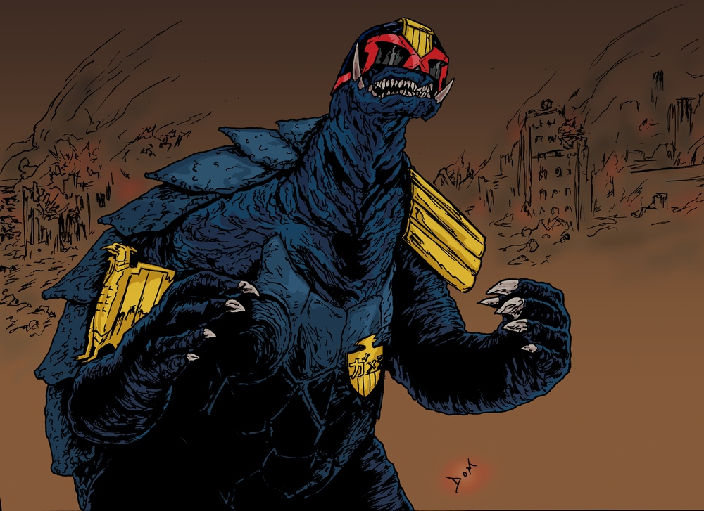 Judge Gamera