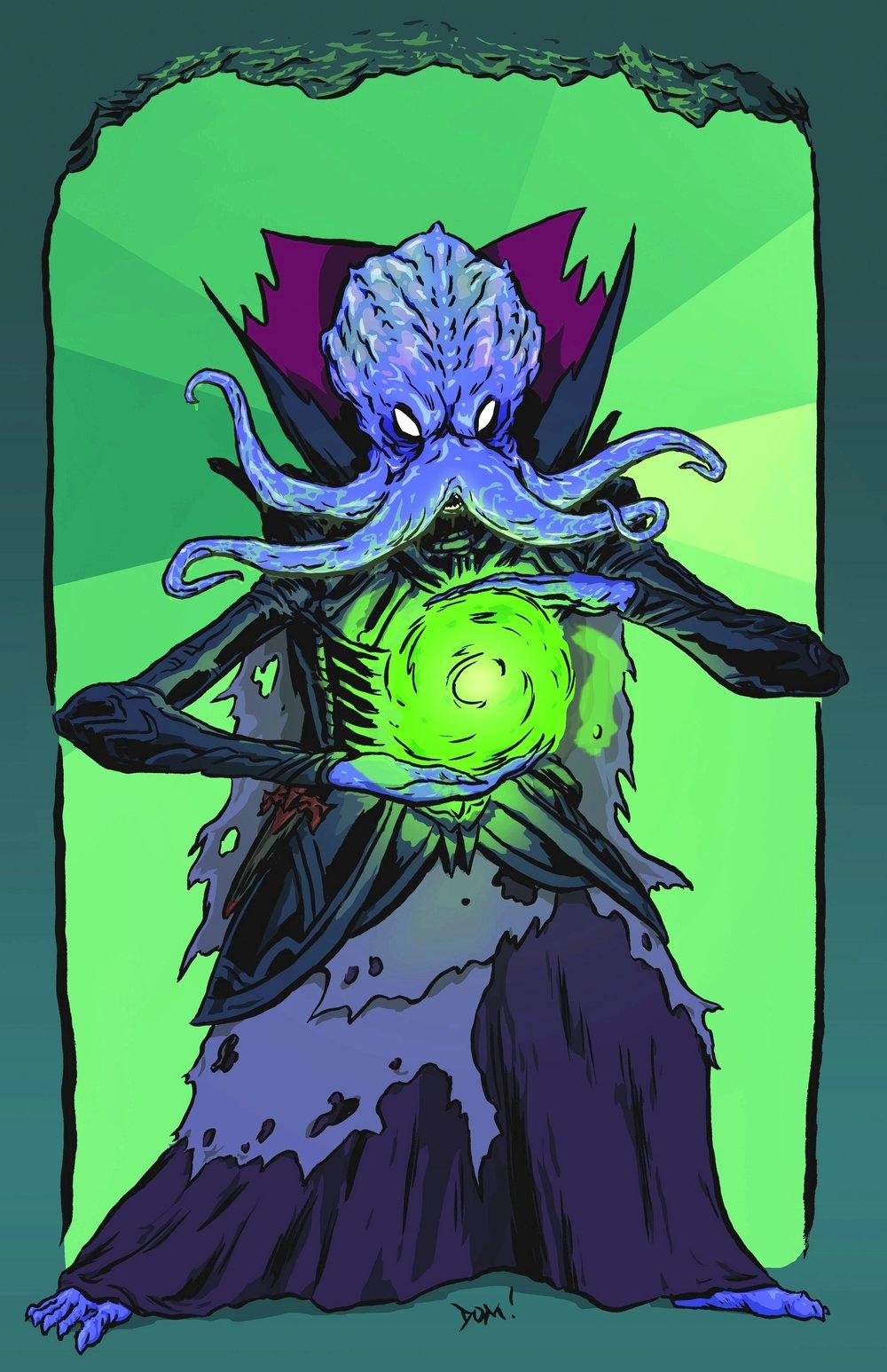 Mindflayer Sorcerer