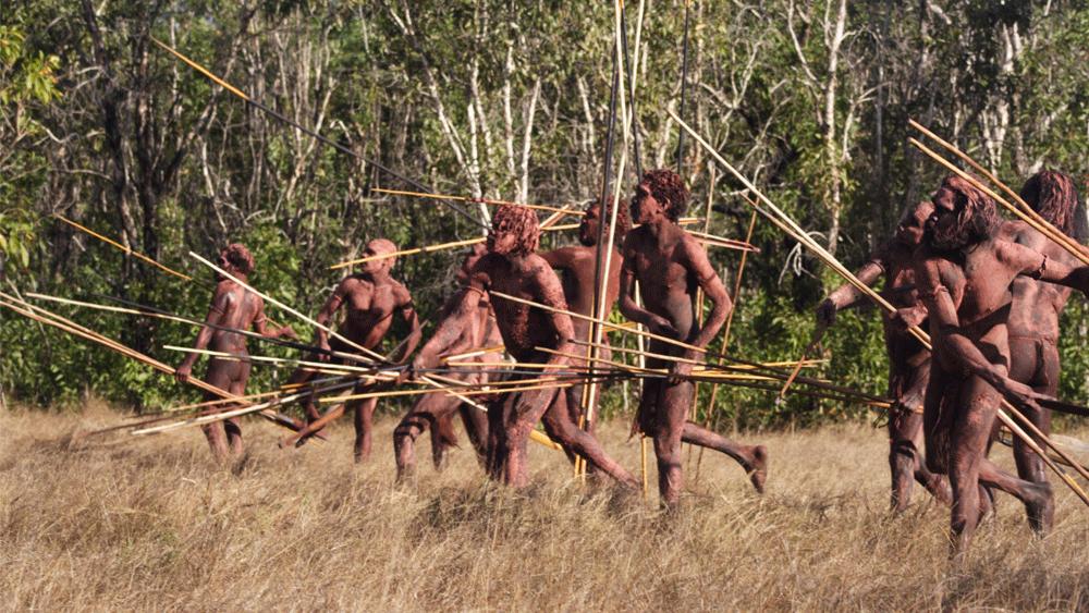 Ten Canoes  © 2006 Fandango Australia