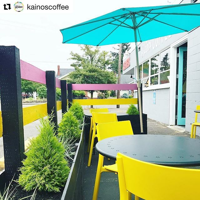 #Repost @kainoscoffee ・・・ The outdoor seating is lookin' good! Plants are finally in! 🙌🙌 thank you @artisanfarmco for your help with the planters!  #portlandnw #portlandor#portlandvibes #portlandcoffee#portlanddesign #portlandculture#portlandcafevibes #pdx #pdxvibes#pdxcoffee #pdxcafevibes#pdxcoffeescene #colorhunter #coffeegram #studiodiywallcrawl #coffeeshop #coffeeshopvibes#CoffeeGatherings#coffeeshopinteriors #simpleinterior #igers_portland#trottermag #socality #socalityPDX#socalityportland