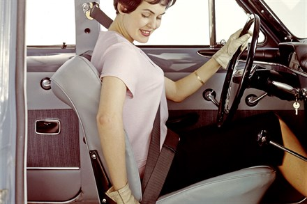 Volvo: Seat Belt pioneers from 1959