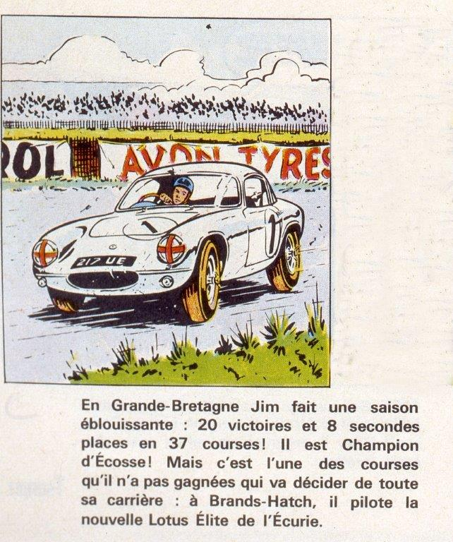 Dessin de Boivent Duffar from Champion magazine 1965.