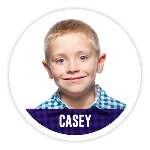 Can you identify the ACEs in Casey's life?
