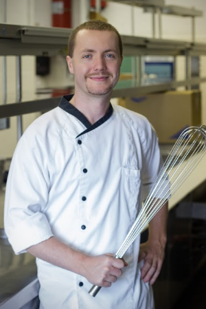 Emmet Sinnott, Sous & Pasty Chef