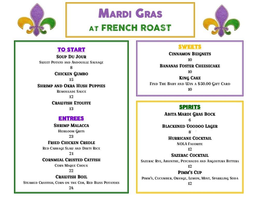 MARDI GRAS Dinner specials 2018.jpg