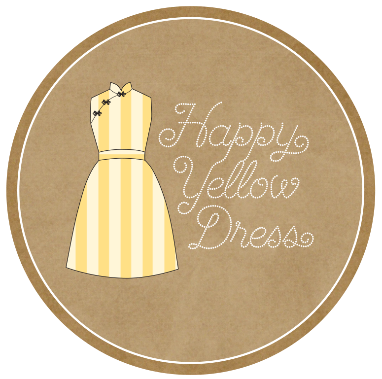 Happy Yellow Dress