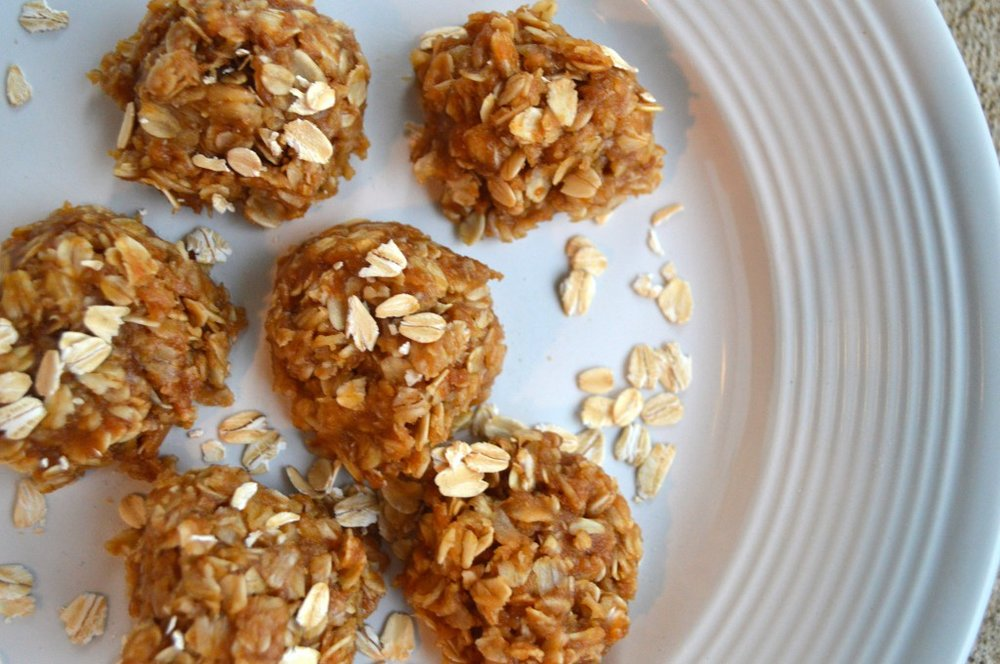 Credits: http://www.mylifewellloved.com/no-bake-cookie-butter-cookies/