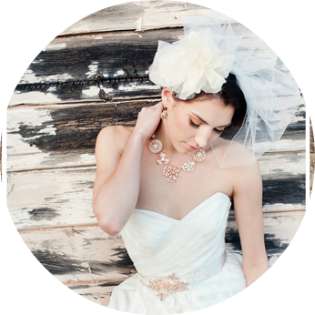 HAUTE BRIDE *Exclusively at Cameo & Cufflinks