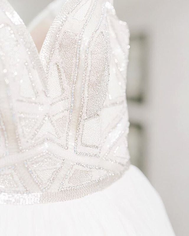 It's all in the details! Repost from @misshayleypaige xoxo 💕🦄 @jlm_couture #hayleypaige #misshayleypaige #jlmcouture #instagood #beautiful #details #white #ivory #bling #sparkle #chevron #fashion #style #bride #wedding #igers #yeg #yyc #calgary #summer #calgarybuzz #like #follow #maylong #inspiration #weddinginspo #photography