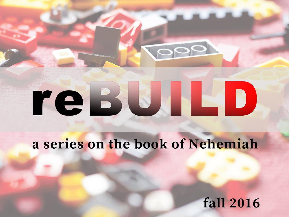 Fall 2016: Nehemiah
