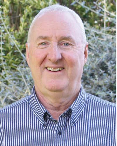 Bernie Bicknell - Partner, nem Australasia