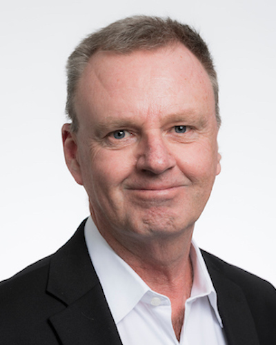 Mark Rainbird - Partner, nem Australasia