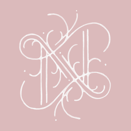 Anna Ropalo lettering, hand-lettering, hand lettering, typography, custom typography, intricate lettering, whimsical lettering