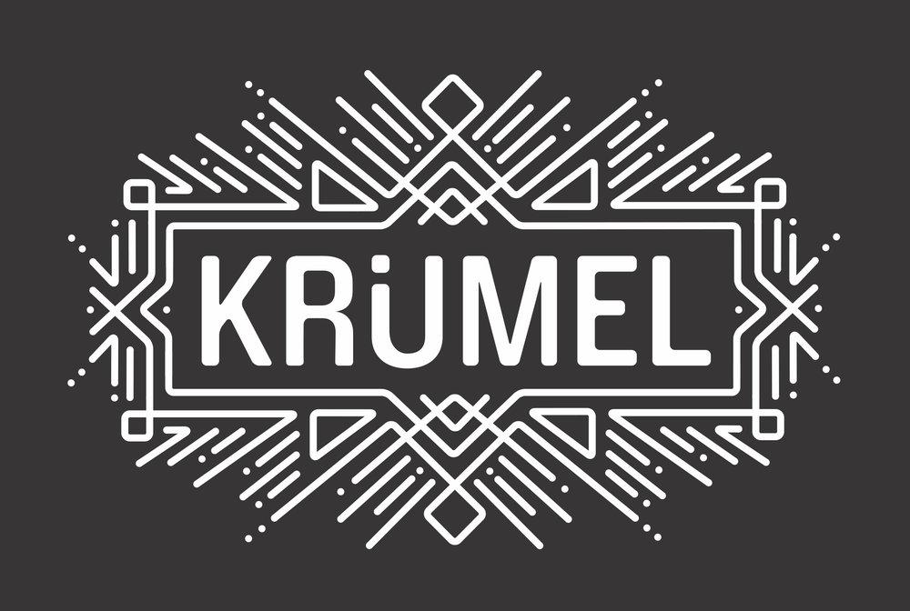 Krümel Bäckerei Branding  →