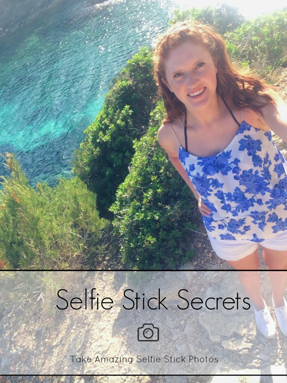 Selfie Stick Secret - Take Amazing Selfie Stick Photos