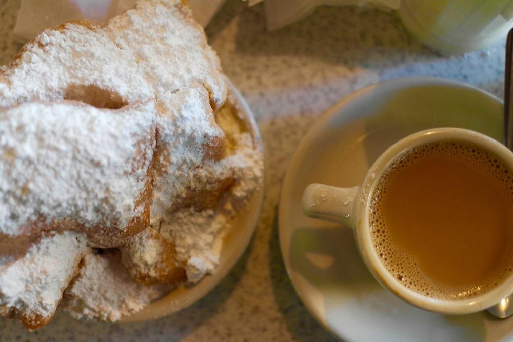 A Guide To New Orleans, LA - Cafe du Monde