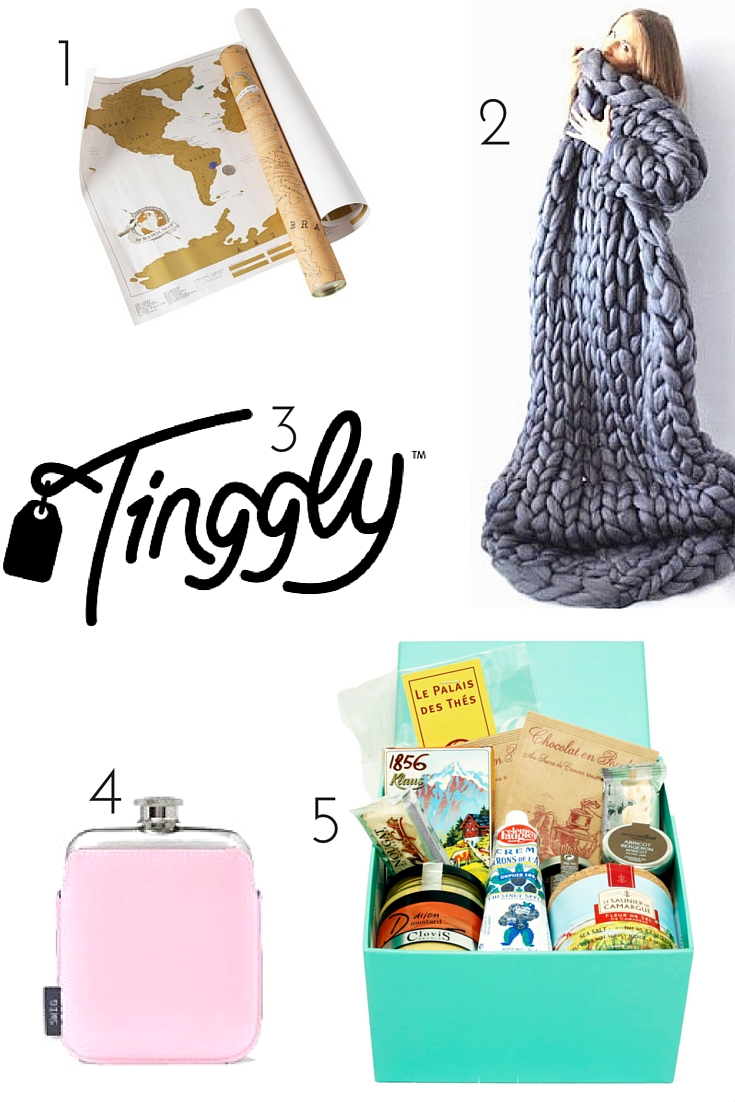 What To Get The Female Traveler For Christmas