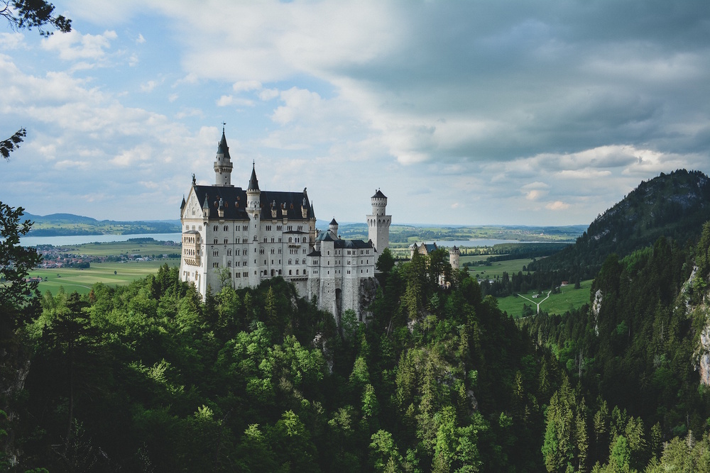 Neuschwanstein Castle, Schwangu, Germany