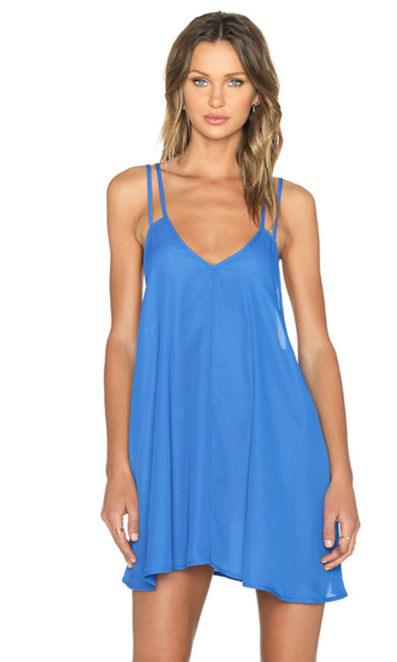 This is THE PERFECT vacation dress!