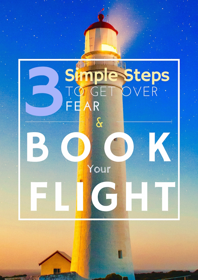 Are you that overly practical person who just cannot click confirm on the flight booking page? This is for you.