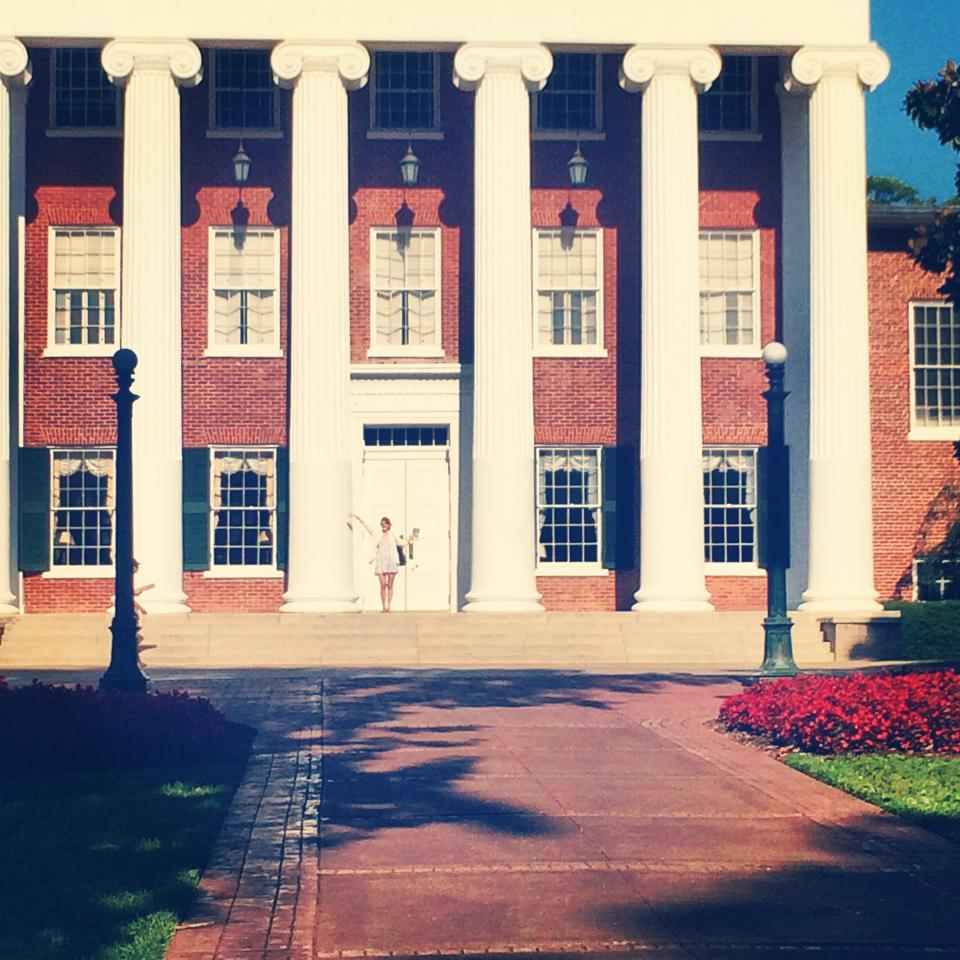 Exchange student guide to Oxford MS & Ole Miss