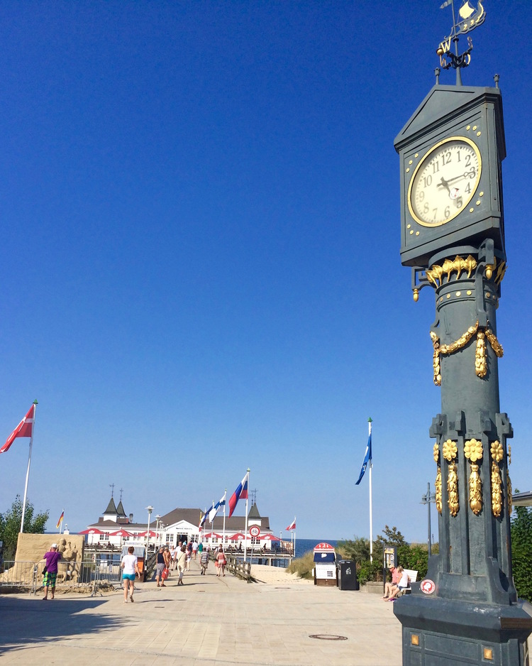 What to do, where to eat & where to stay at the beach resort island of Usedom Germany