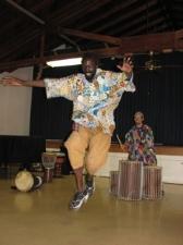 African Drumming 2012