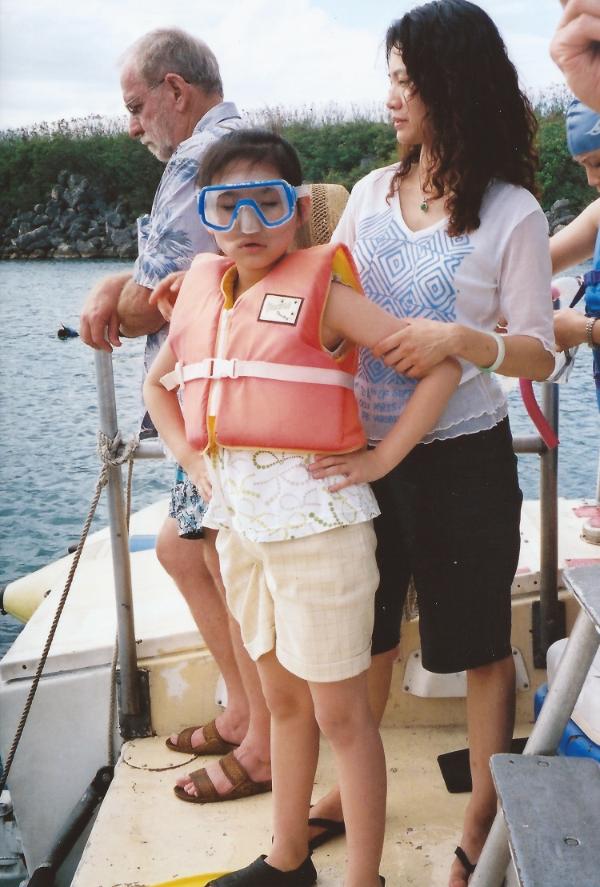 十歲時Guan浮淺XD