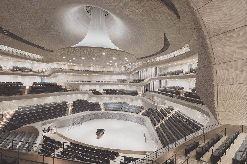 photos by Iwan Baan / Elbphilharmonie press kit