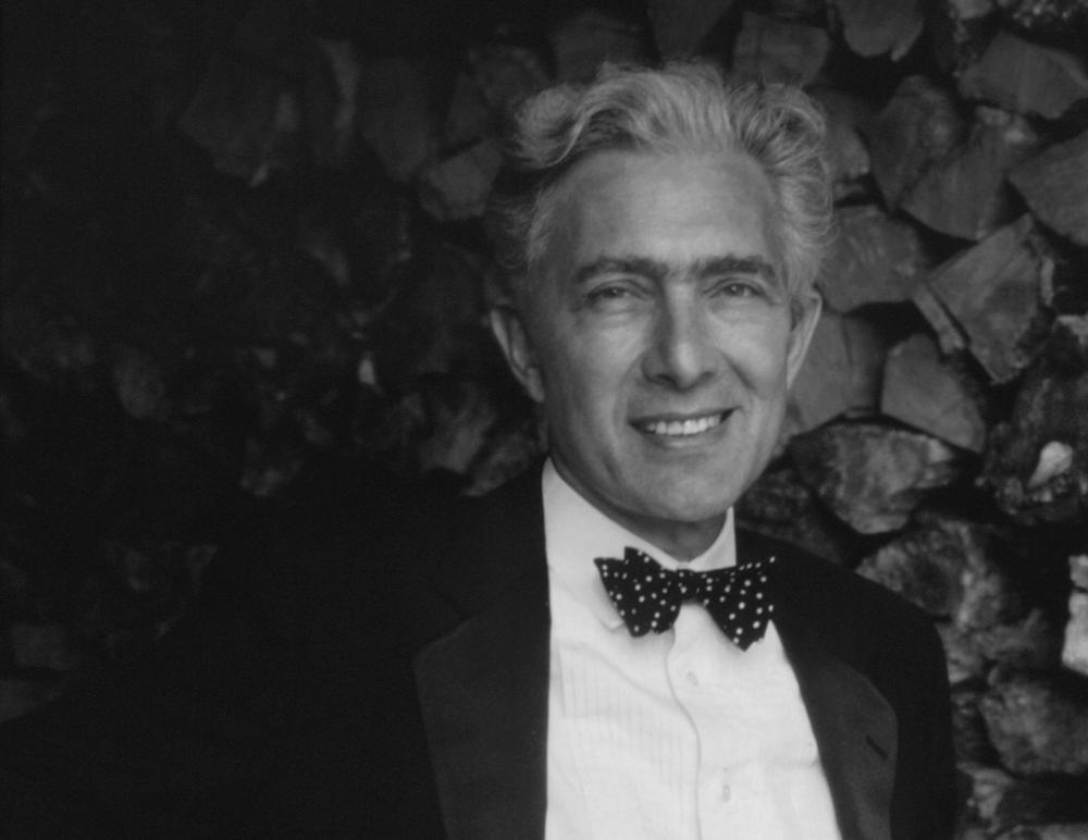 photo of mr. Arnold Steinhardt by Dorothea von Haeften