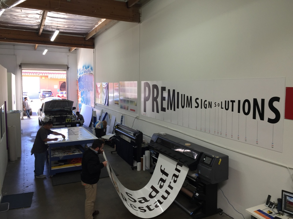 PremiumSignSolutionsShowroom