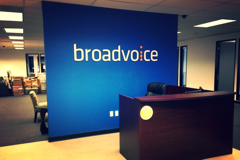 Broadvoice_LobbySign_IndoorBusinessSign_PremiumSignSolutions_Northridge