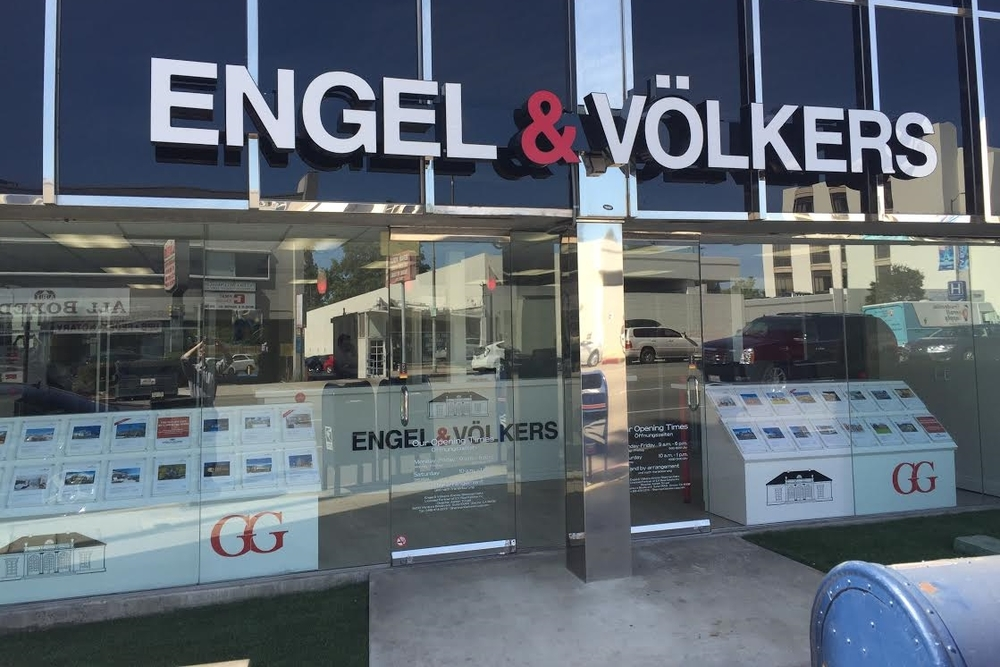 EngelVolkers_ChannelLetter_BusinessSign_ShermanOaks_PremiumSignSolutions