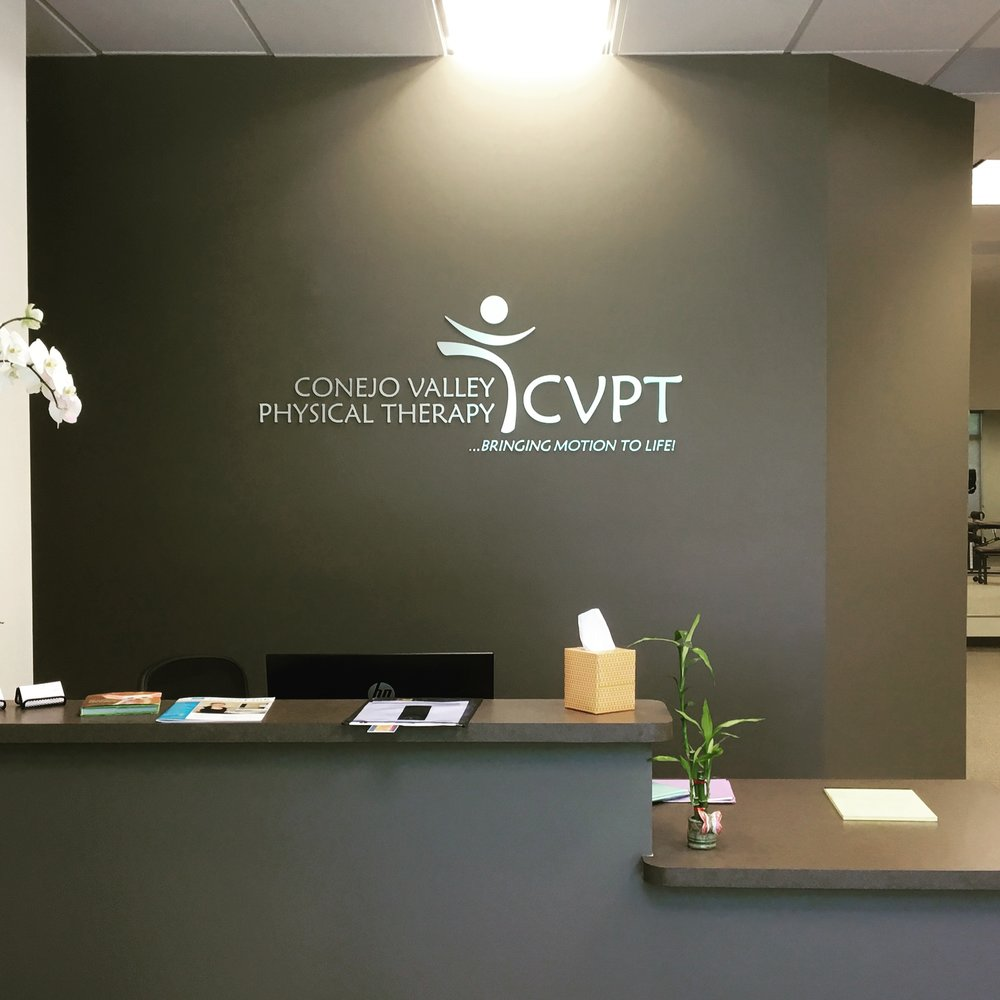 LobbySign_ConejoValleyPhysicalTherapy_Camrillo_PremiumSignSolutions