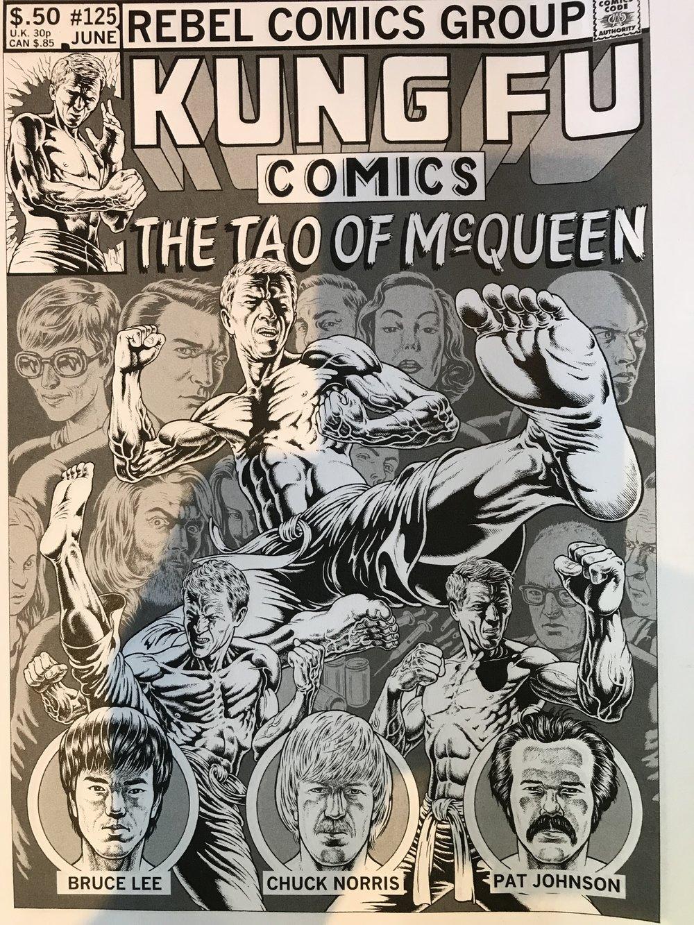 The Tao of McQueen