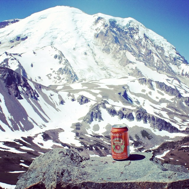 Summer Ale and Mt Ranier