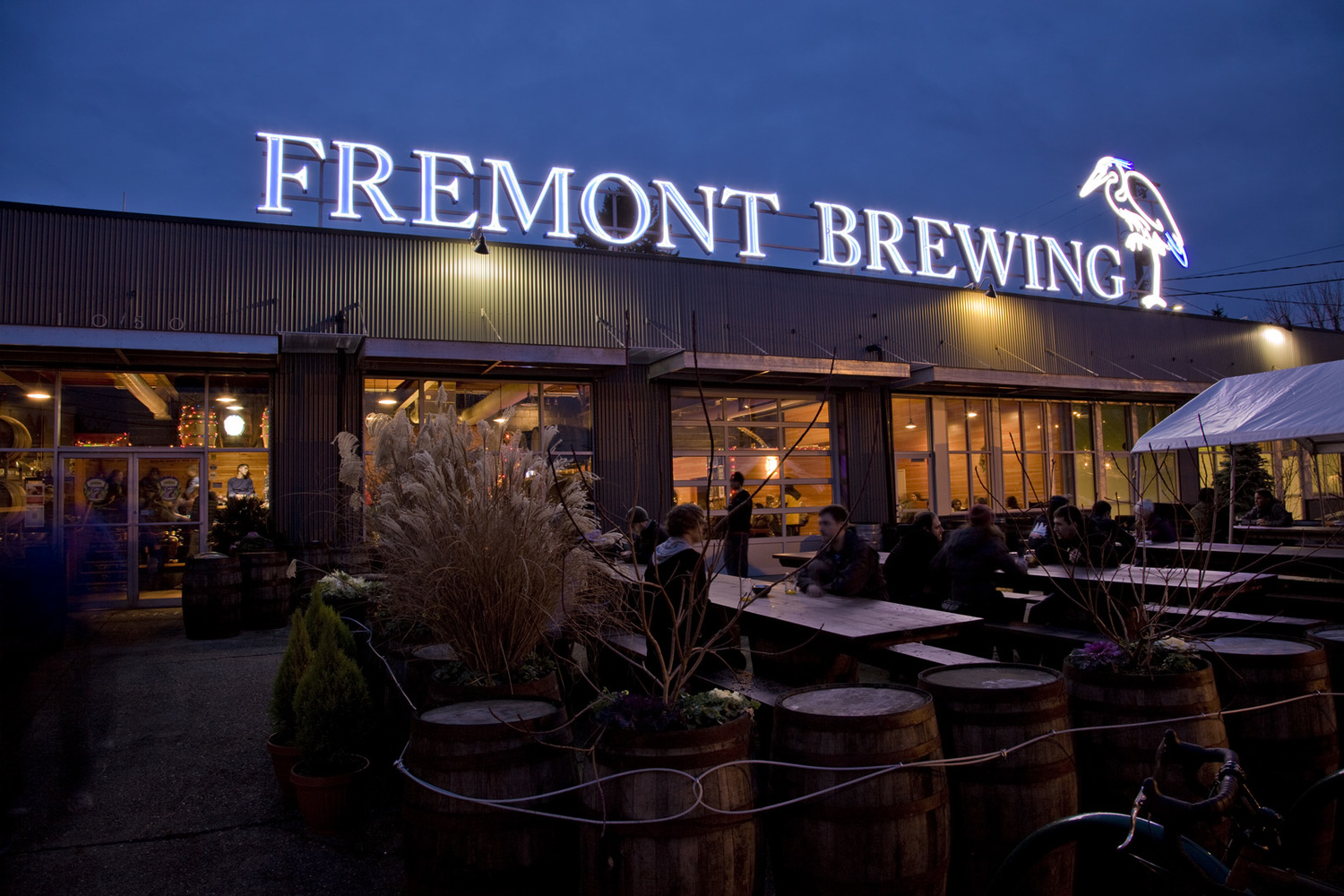Contact Fremont Brewing