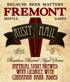 Fremont Brewing Rusty Nail