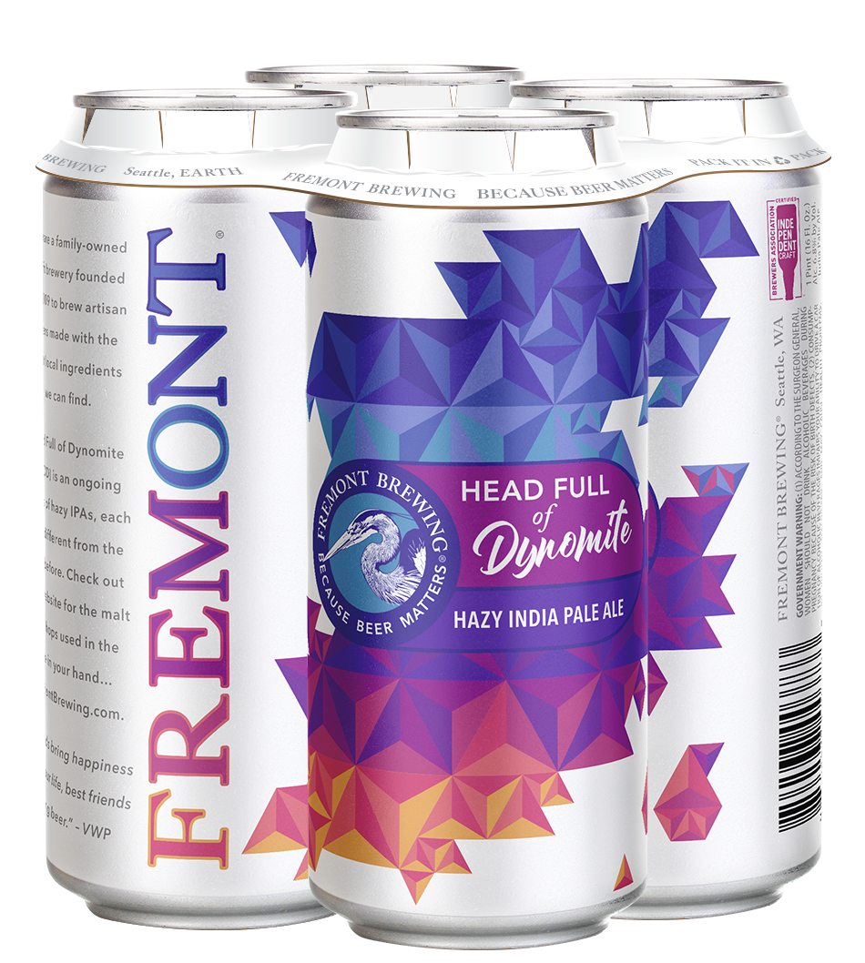 HFODv.4 4-Pack 16oz Cans