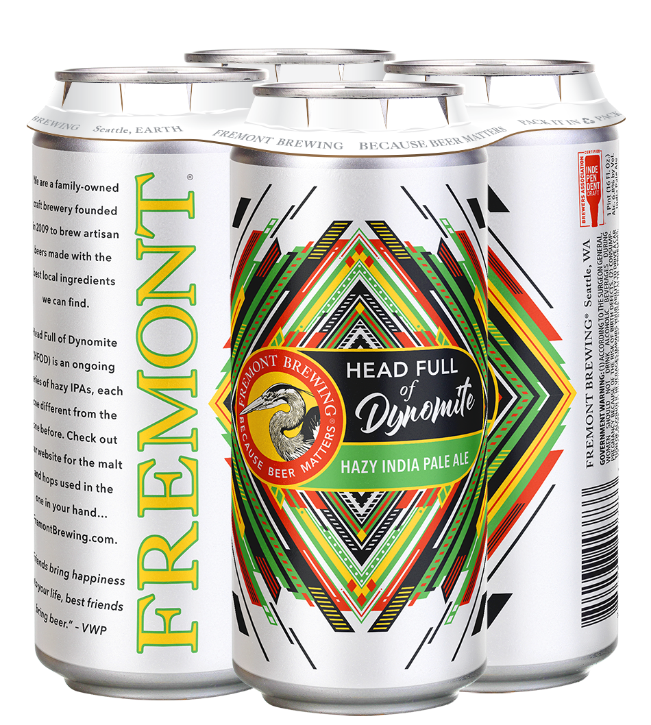 HFODv.5 4-Pack 16oz Cans