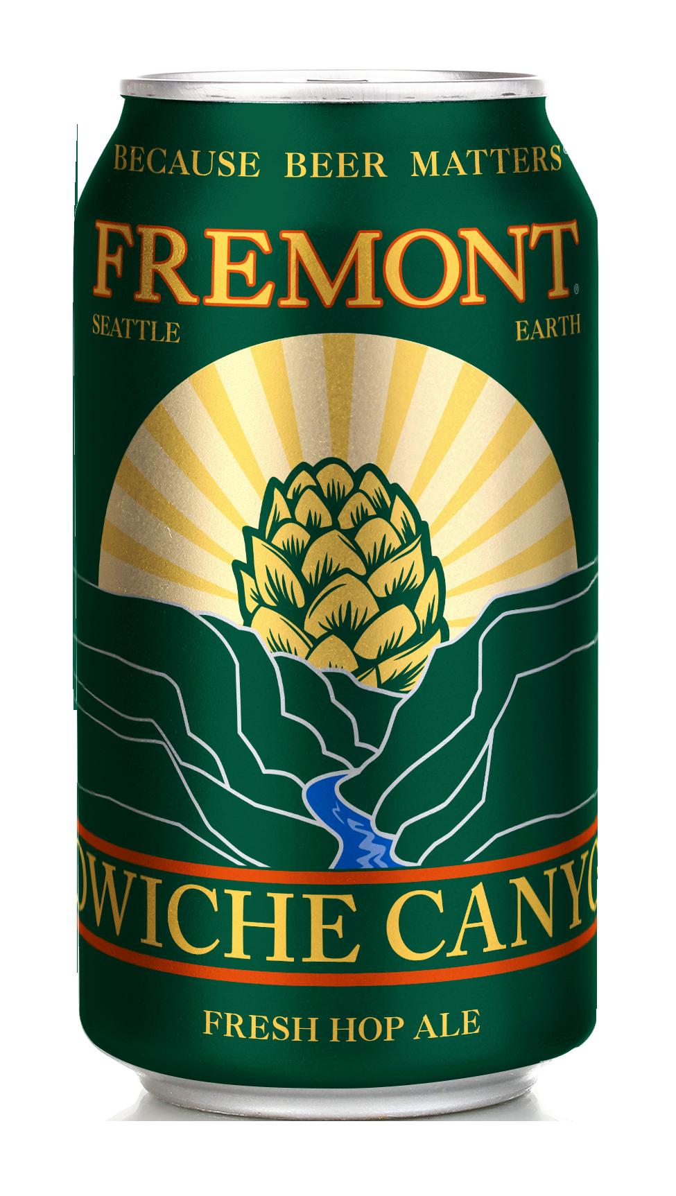 Cowiche Canyon Fresh Hop Ale