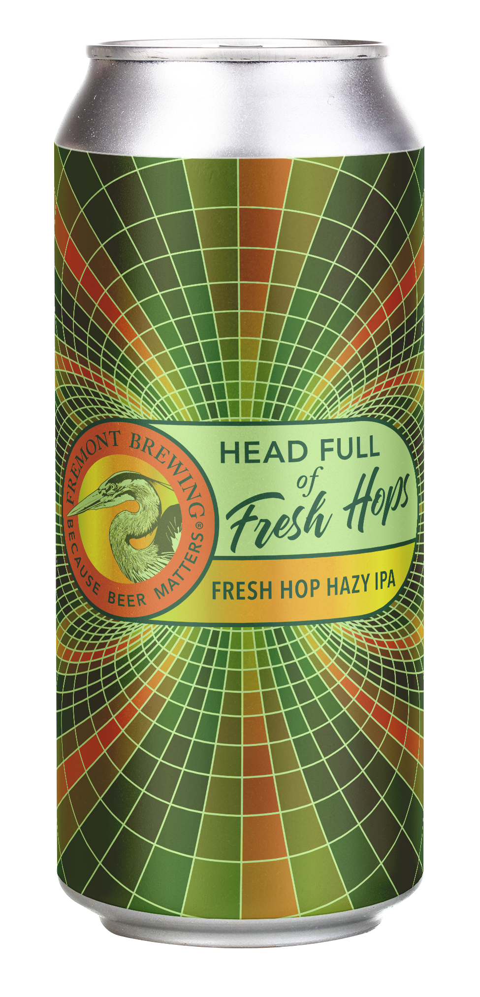 Head Full of Fresh Hops 16oz can