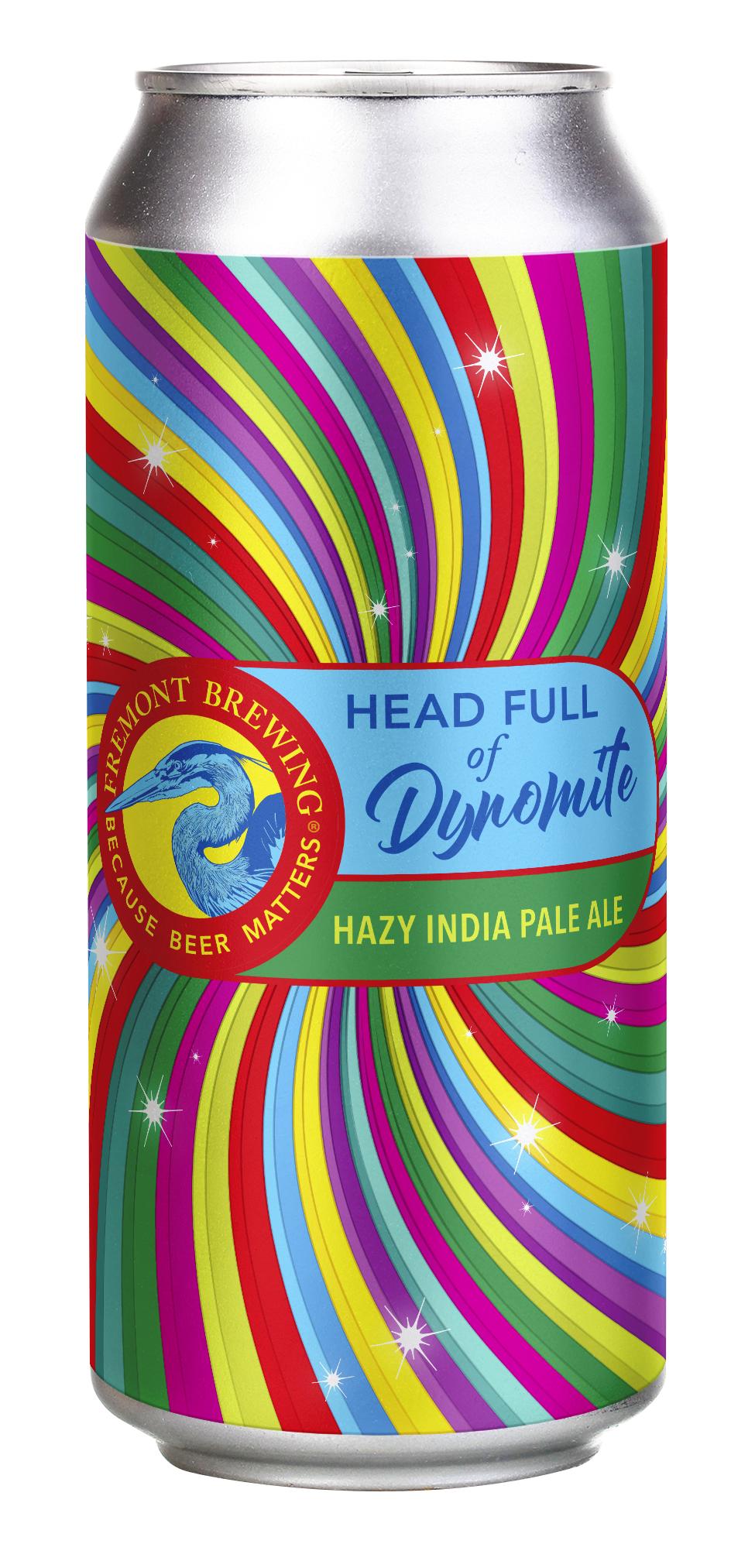 Head Full of Dynomite v.7