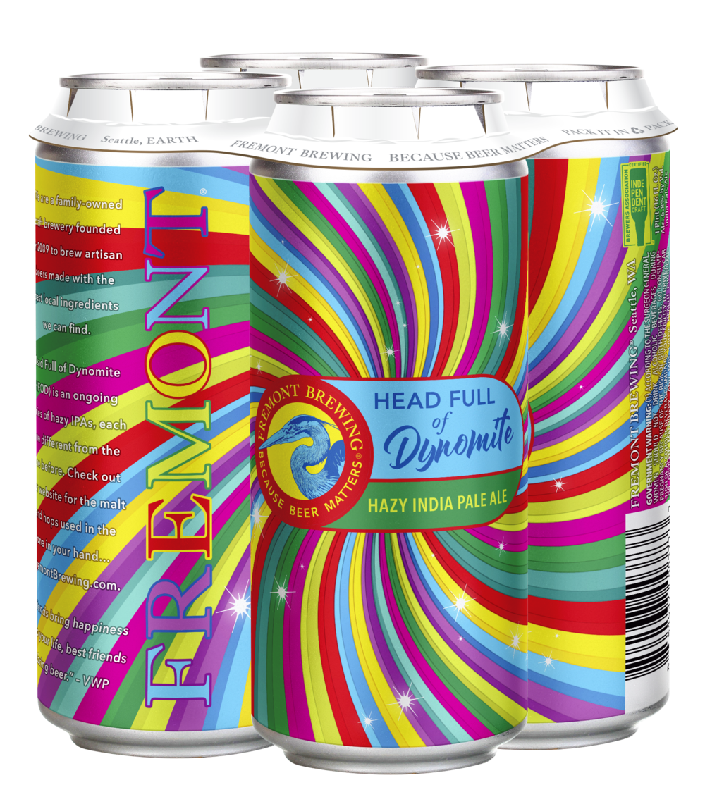 HFODv.7 4-Pack 16oz Cans