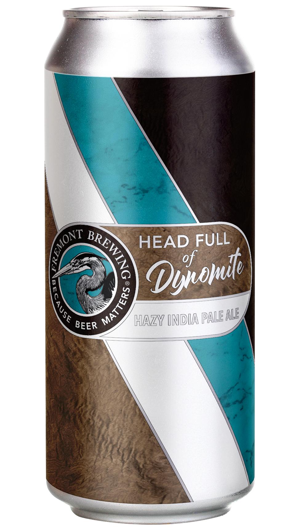 Head Full of Dynomite v.8