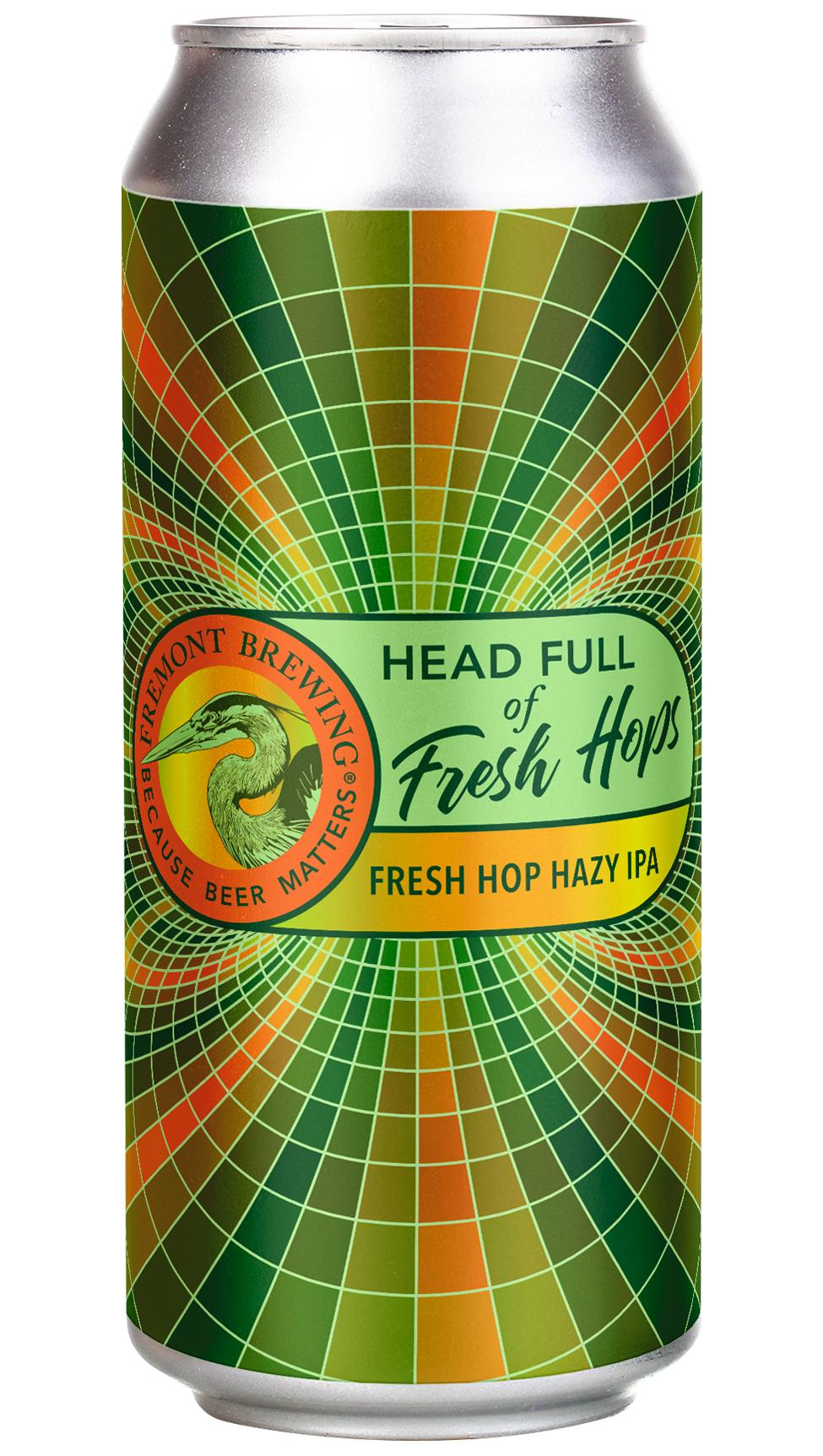Head Full of Fresh Hops