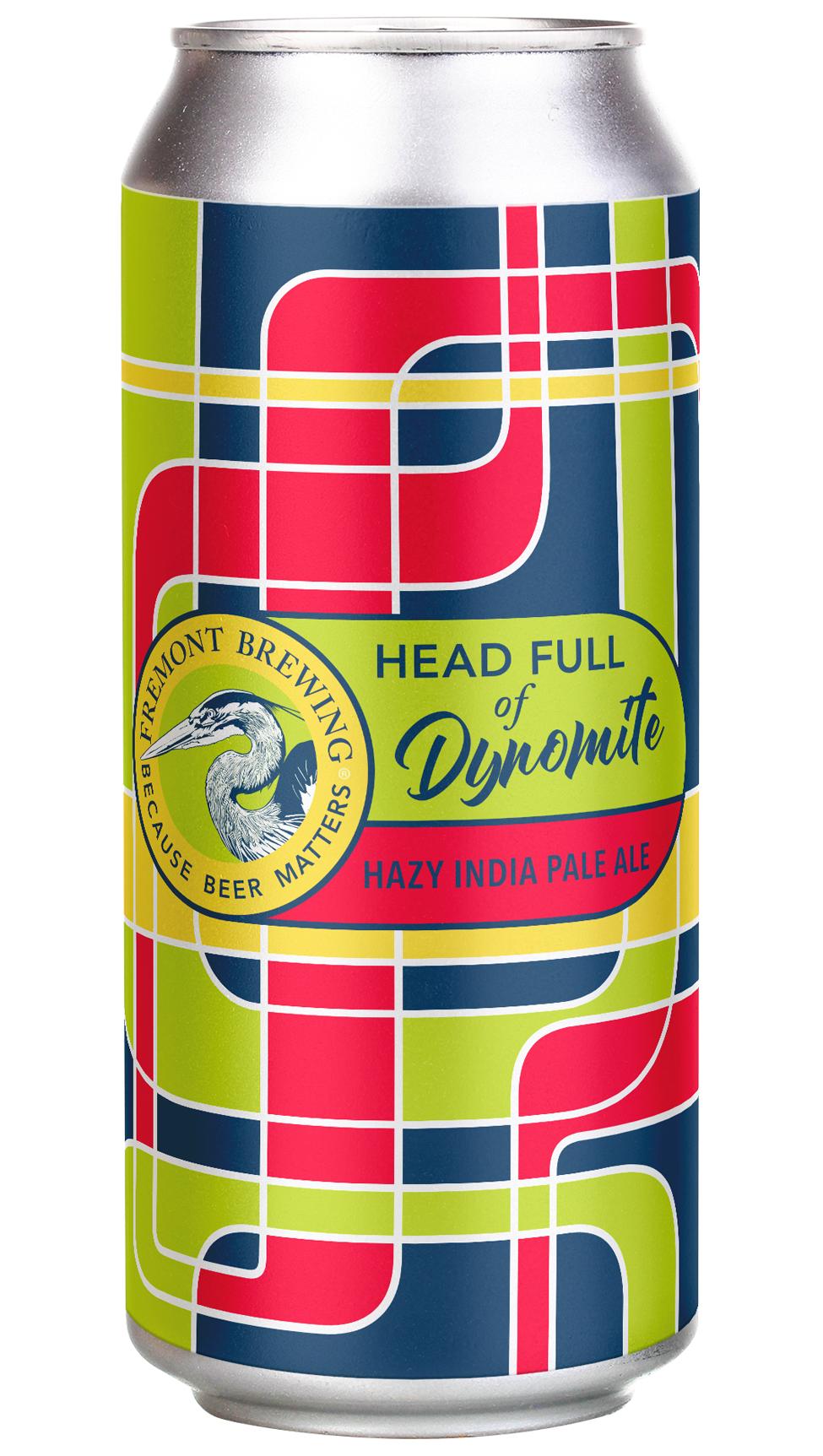 Head Full of Dynomite v.9
